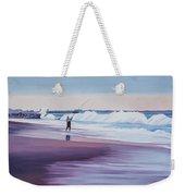 Will Rogers Beach Weekender Tote Bag