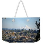 Willamette Falls 2 Weekender Tote Bag