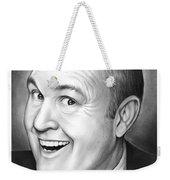 Willard Scott Weekender Tote Bag