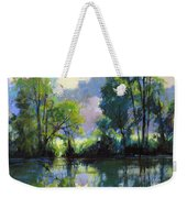 Willeo Park Misty Weekender Tote Bag