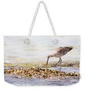 Willet Set 4 Of 4 By Darrell Hutto Weekender Tote Bag