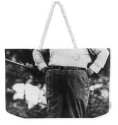 William Howard Taft Weekender Tote Bag