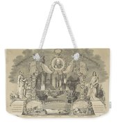 William IIi King Of The Netherlands Weekender Tote Bag