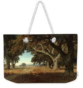 William Keith - California Ranch - 1908 Weekender Tote Bag