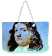 William Penn Portrait Weekender Tote Bag