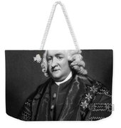William Pitcairn (1711-1791) Weekender Tote Bag