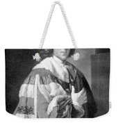 William Pitt, Prime Minister Of Britain Weekender Tote Bag