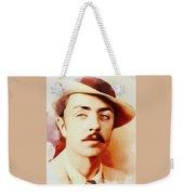 William Powell, Vintage Movie Star Weekender Tote Bag