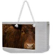 Williamsburg Calf Weekender Tote Bag