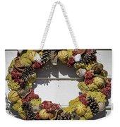 Williamsburg Wreath 29 Weekender Tote Bag