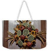 Williamsburg Wreath 35 Weekender Tote Bag
