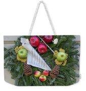 Williamsburg Wreath 87 Weekender Tote Bag