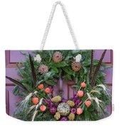 Williamsburg Wreath 92 Weekender Tote Bag