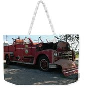 Willig Collection 6 Fire Truck Weekender Tote Bag