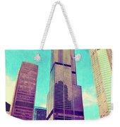 Willis Tower - Chicago Weekender Tote Bag