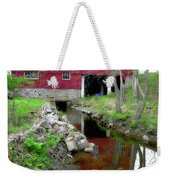 Williston Mill Reflections Weekender Tote Bag