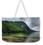 Willoughby Lake In Westmore Vermont Weekender Tote Bag