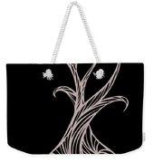 Willow Curve Weekender Tote Bag