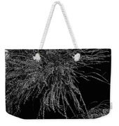 Willow Noir Weekender Tote Bag