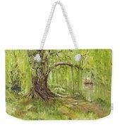Willow Swing Weekender Tote Bag