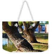 Willow Trees Weekender Tote Bag