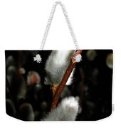 Willow Weekender Tote Bag