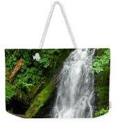 Wilson River Hwy Waterfall Weekender Tote Bag