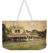 Wilson's Restaurant And Ice Cream Parlor Weekender Tote Bag