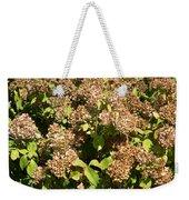 Wilting Flowers Weekender Tote Bag
