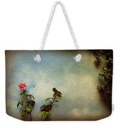 Wilting Rose Weekender Tote Bag