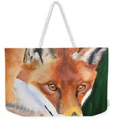 Wily Fox Weekender Tote Bag
