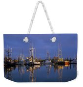 Winchester Bay Reflections Weekender Tote Bag
