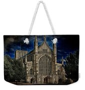 Winchester Cathedral Weekender Tote Bag