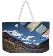 Wind And A Prayer Weekender Tote Bag