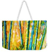 Wind And Fire Weekender Tote Bag