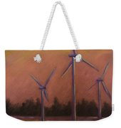 Wind And Wheat Weekender Tote Bag