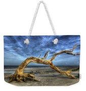 Wind Bent Driftwood Weekender Tote Bag
