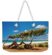 Wind Blown Tree Weekender Tote Bag by Brian Harig