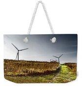 Wind Driven Weekender Tote Bag