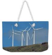 Wind Generators-signed-#0371 Weekender Tote Bag