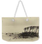 Wind Grown Beach Trees Weekender Tote Bag