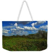 Wind In The Cattails Weekender Tote Bag