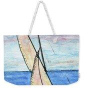 Wind In The Sails Weekender Tote Bag