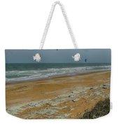 Wind Surfing In Flagler Weekender Tote Bag