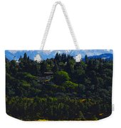 Wind Surfing Mt. Hood Weekender Tote Bag