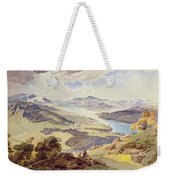 Windermere From Ormot Head Weekender Tote Bag