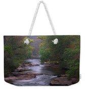 Winding Creek Weekender Tote Bag