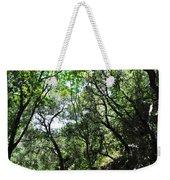 Winding Road Santa Ynez Mountains Weekender Tote Bag