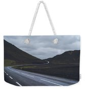 Winding Roads Weekender Tote Bag