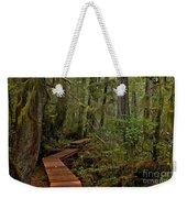 Winding Through The Willowbrae Rainforest Weekender Tote Bag